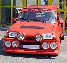 renault 5 turbo 2 224 vendre lamiette renault sport