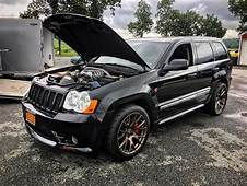 Hellcat Powered Jeep Grand Cherokee Is An Appropriate