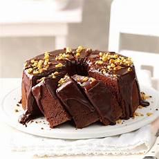 Chocolate Chiffon Cake Recipe Taste Of Home