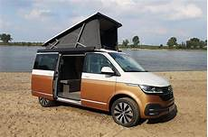 Vw California 6 1 Facelift F 252 R Den Cing Bulli 2020
