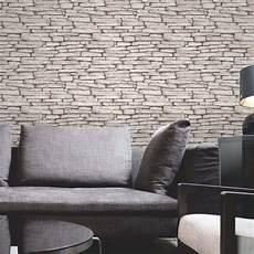 Decor Rustic Brick Wallpaper