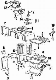 2001 mercury mountaineer engine diagram mercury mountaineer hvac unit w auto temp yl2z18471a mac haik ford houston tx