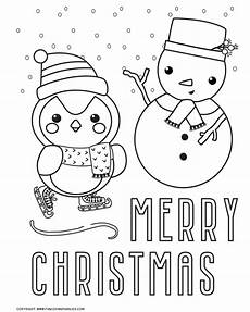 Frohe Weihnachten Malvorlagen Coloring Pages Free Printables Loving