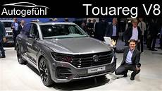 touareg v8 tdi the most powerful volkswagen vw touareg v8 tdi review