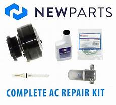 auto air conditioning repair 1994 chevrolet s10 instrument cluster for chevrolet s10 blazer 1994 4 3l complete a c repair kit compressor w clutch ebay
