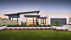 single haus bauen house plans with skillion roof