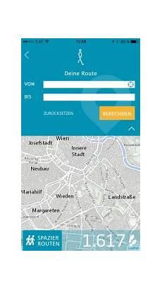Routenplaner Zu Fuß - wien zu fu 223 app