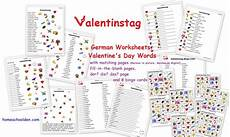 german preschool worksheets 19671 german worksheets valentinstag homeschool den