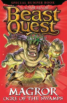 Malvorlagen Beast Quest Free Beast Quest Magror Ogre Of The Sws By Adam Blade