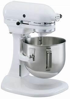 Kitchenaid Attachments Cheap kitchenaid k5sswh heavy duty series 5 quart stand mixer