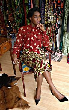 Afrikanischer Stil - vou brown fashion boutique in