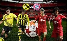 bayern vs dortmund borussia dortmund vs bayern munich german cup 2016