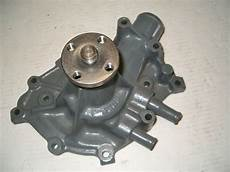 1968 69 ford mustang boss 302 351ci water pump rebuilding