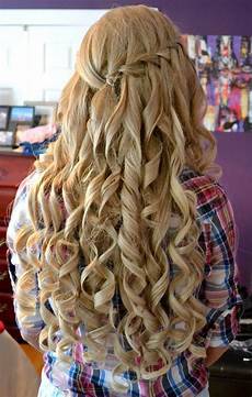 if this is hair curly must have really hair