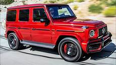 2019 mercedes amg g63 new appearance of the high