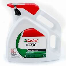 buy castrol gtx 10 40 4l from our car lubricants