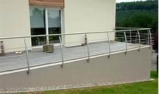 Garde Corps De Terrasse Metal Concept Escalier