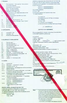 certificat de conformité remorque model top part 253