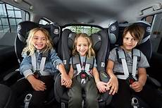 Want To Fit Three Car Seats Across The Back Britax Has