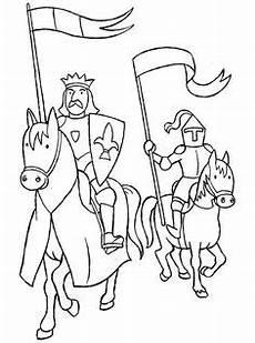 prinzessin prinzessin reitet auf ihrem pferd zum ausmalen