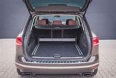 vw touareg kofferraum vw touareg ii vw gibt 697 liter kofferraumvolumen an der