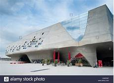 Phaeno Science Center In Wolfsburg Germany Architect