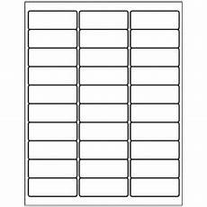 templates address label 30 per sheet avery