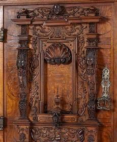 fassadenschrank m 252 nchen um 1650 70 armoire chest