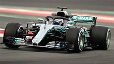 F1 2018 Mercedes Bull And The Rest Check