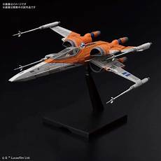 poe s x wing fighter hub hobby