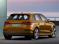 audi a3 facelift 2016 audi a3 facelift rendered with new matrix led