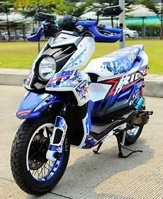Modifikasi X Ride Standar by Kumpulan Modifikasi Yamaha X Ride Terbaru Modif Motor Mobil