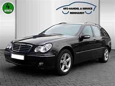 Mercedes C 220 T Cdi Avantgarde Shz Leder Aktuelle