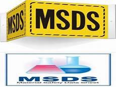 msds training