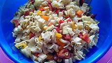 Nudelsalat Ohne Majonaise - bunter nudelsalat ohne mayonnaise diedicketantex