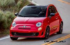 fiat 500 cabrio sport best of awards most playful sport compact fiat 500c abarth
