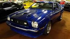 1978 ford mustang ii king cobra 289 v8 4 bbl nicest i ve