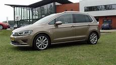 Volkswagen Golf Sportsvan Highline 2017 2018 Pyramid