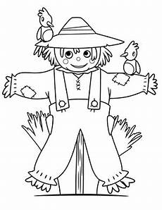 scarecrow worksheet education