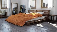 diy wonderful pallet bed ideas on a budget