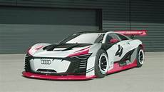 Audi E Vision Gran Turismo From The Playstation To
