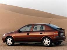 Opel Astra 5 Doors 1998 1999 2000 2001 2002 2003