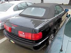 how make cars 1996 audi cabriolet electronic toll collection 1996 audi cabriolet parts car stock 005378