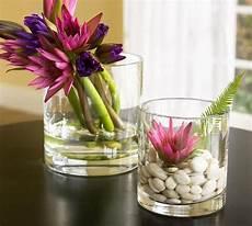 blumen tischdeko im glas blumen im glas grosse gl 228 ser dekorieren gl 228 ser dekorieren und diy vase