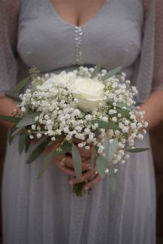 baby s breath eucalyptus white rose bouquet kate co photo bouquets in 2019 baby s