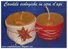 cera delle candele candele ecologiche in cera d api fai da te creazioni