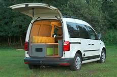 Vorstellung Mini Wohnmobil Vw Caddy Alpin Cer Umiwo