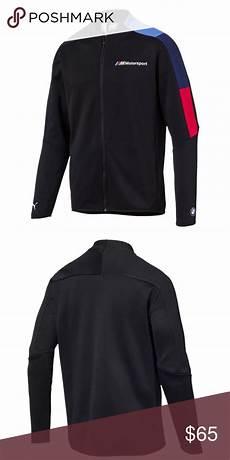 New Mens Bmw Motorsport T7 Track Jacket Boutique