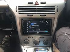 vauxhall astra h with a pioneer sph120 app radio
