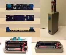pwm board vape dualparamos 555pwm v1 0 pcb